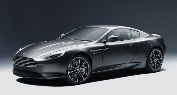Official: Aston Martin DB9 GT