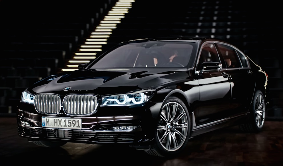 official 2016 bmw 7 series individual. Black Bedroom Furniture Sets. Home Design Ideas