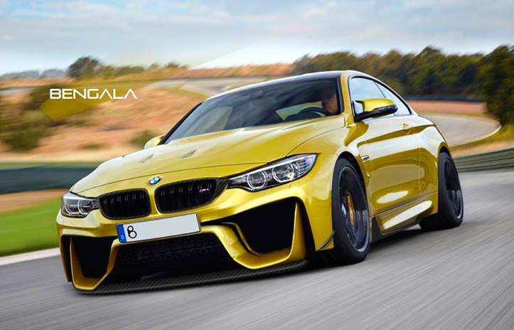 virtual tuning bengala bmw m4. Black Bedroom Furniture Sets. Home Design Ideas