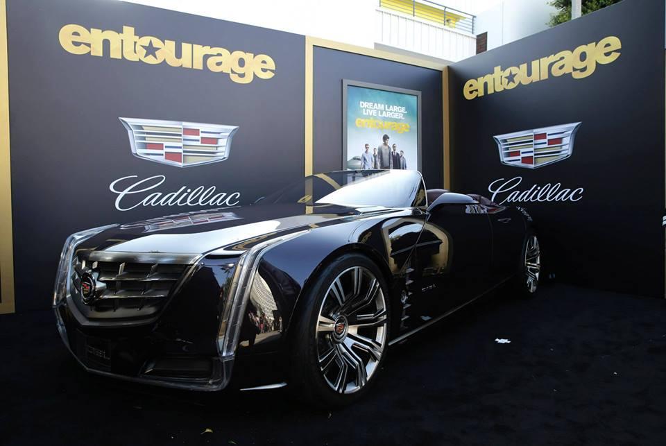 Gallery: Cadillac Ciel at Entourage Movie Premiere