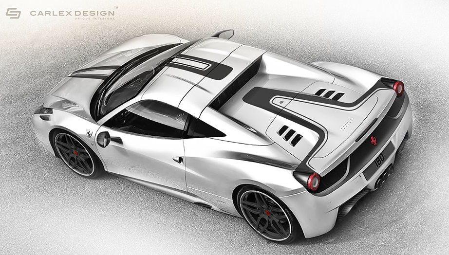 Preview Carlex Design Ferrari 458 Spider