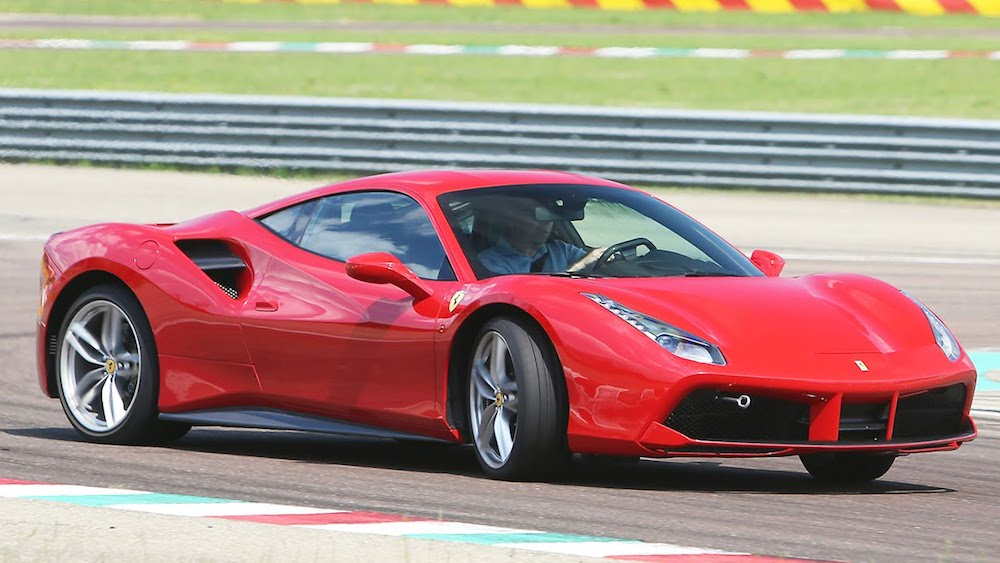 Ferrari 488 GTB Tested on Road and Track