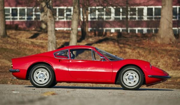 Ferrari Dino Revival