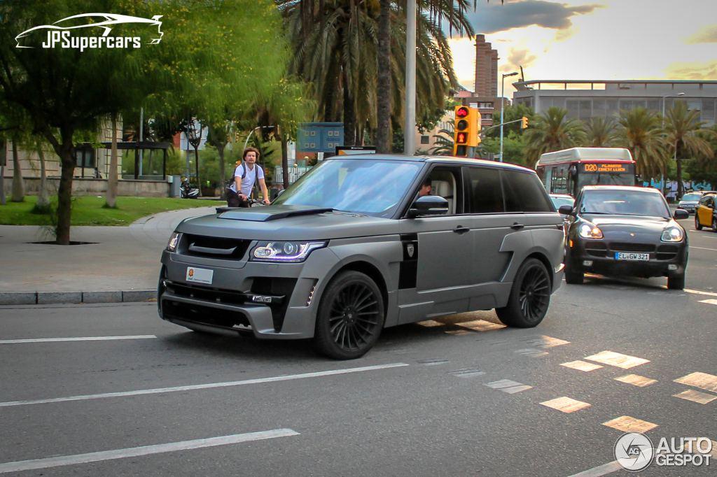 2015 Range Rover Hamann