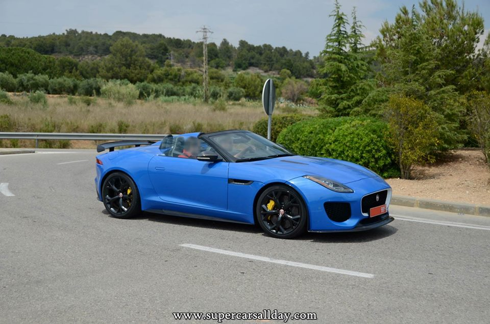 Jaguar F Type Converti...