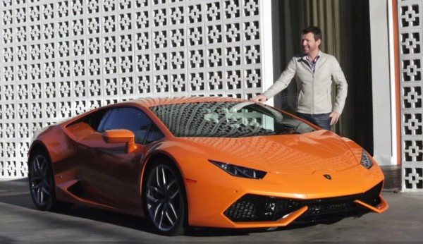 Fiat Of Palm Springs >> Justin Bell and Lamborghini Huracan Make a Good Couple