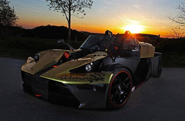 KTM X-Bow GT Dubai Gold Edition-0