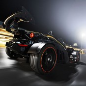 KTM X-Bow GT Dubai Gold Edition-1