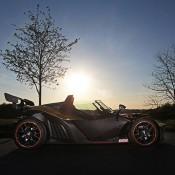 KTM X-Bow GT Dubai Gold Edition-5