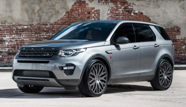 Kahn Land Rover Discovery Sport-0