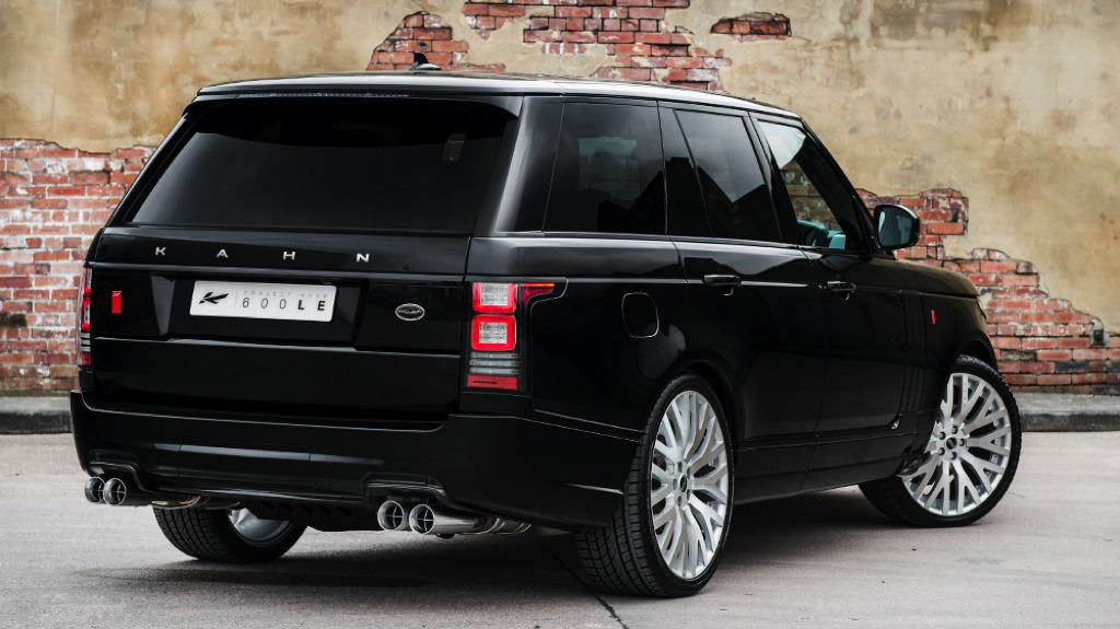 kahn range rover vogue signature edition. Black Bedroom Furniture Sets. Home Design Ideas