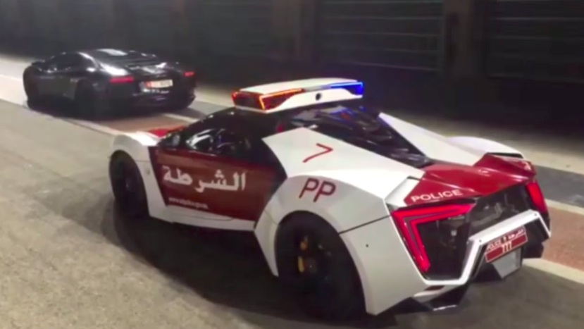 How Much Is Lykan Hypersport Race Car