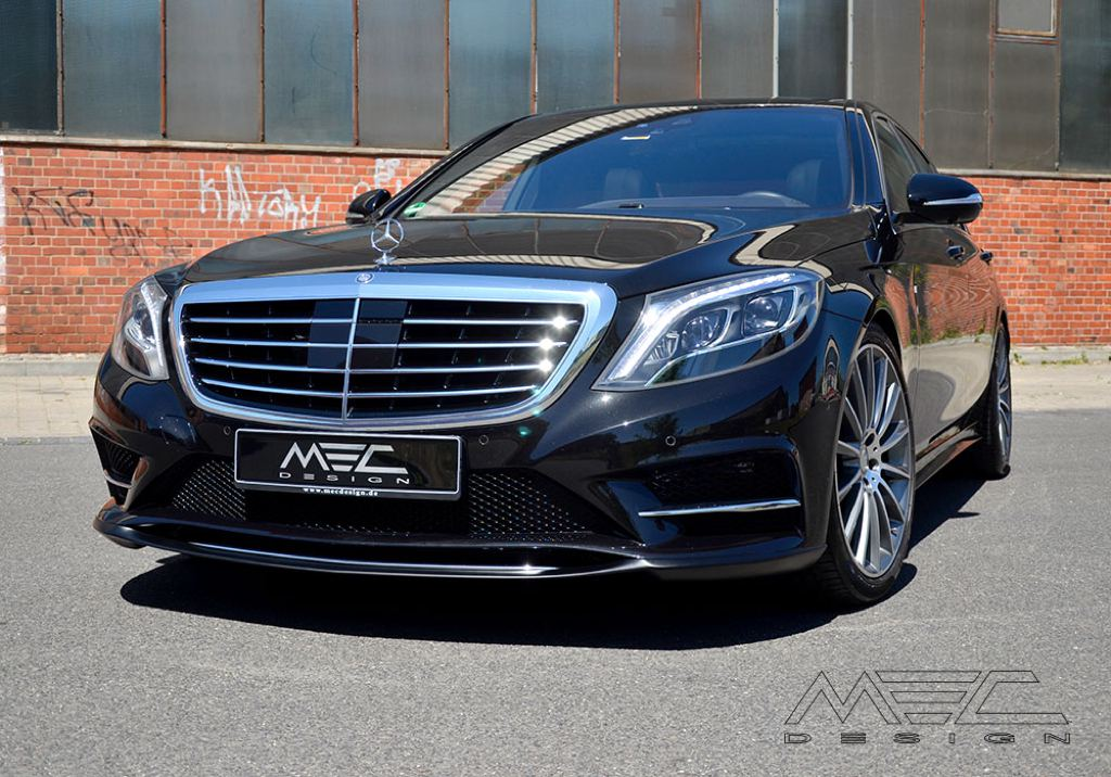 mec design mercedes s class w222 body kit. Black Bedroom Furniture Sets. Home Design Ideas