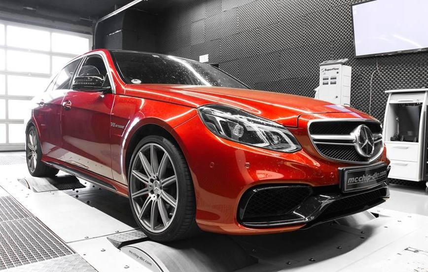 Mcchip Mercedes E63 Amg S Packs 680 Ps