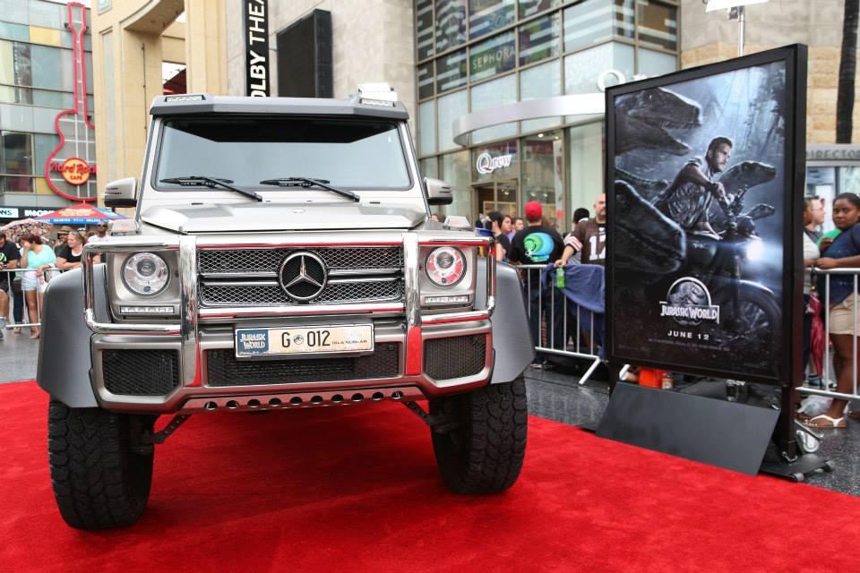 Mercedes Benz Juric World 0