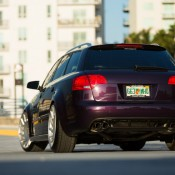 Merlin Purple Audi RS4-3