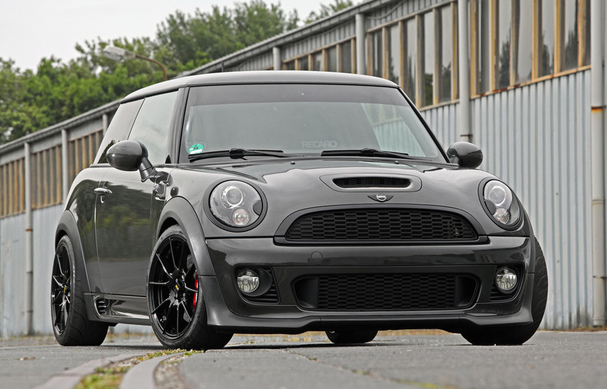 mini jcw r56 by ok chiptuning. Black Bedroom Furniture Sets. Home Design Ideas