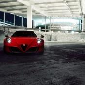 Pogea Racing Alfa Romeo 4C-10