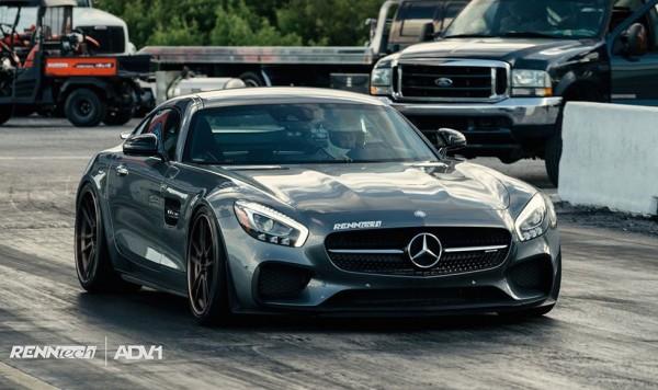 RENNtech Mercedes AMG GT-ADV1-0