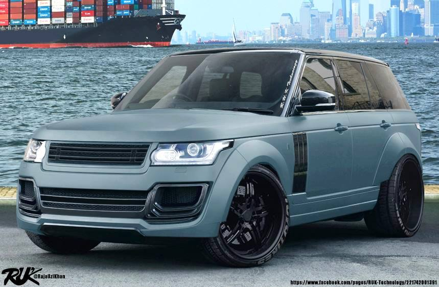 Range Rover Vogue Supertunes