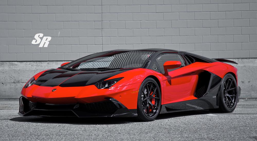 Sr Auto Lamborghini Aventador Stage Two