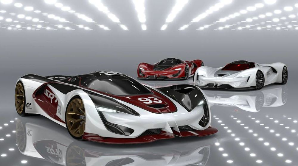 Official Srt Tomahawk Vision Gran Turismo