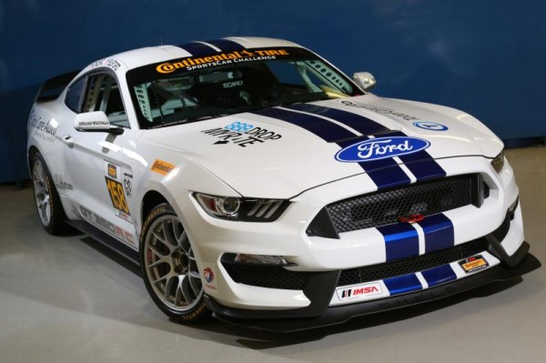 Shelby GT350R-C