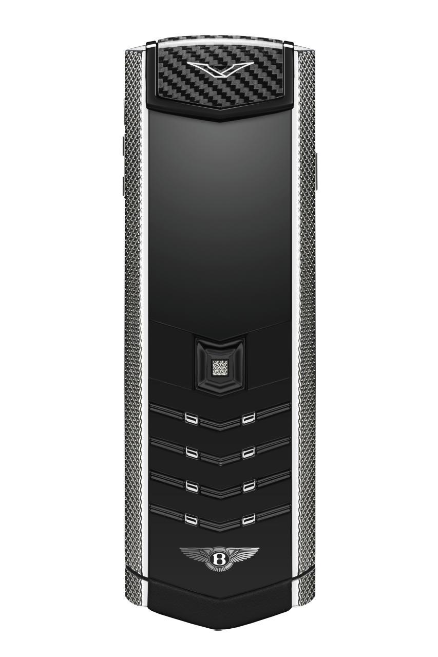Vertu Releases New Bentley Mobile Phone