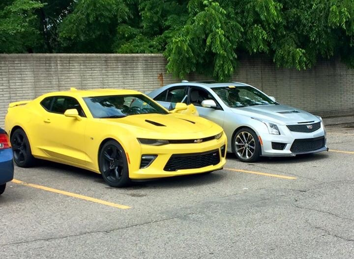 2016 camaro ss spot 1 175x175 at 2016 camaro ss spotted in the wild - Camaro 2016 Ss White