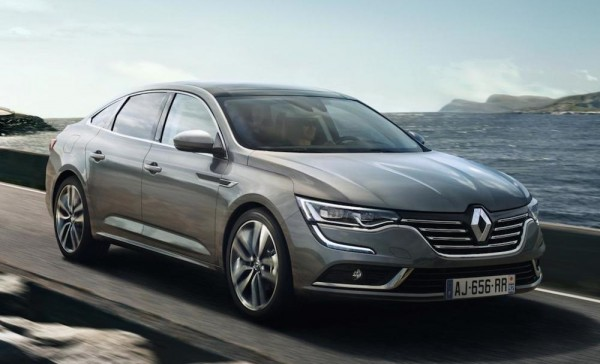 Official: 2016 Renault Talisman