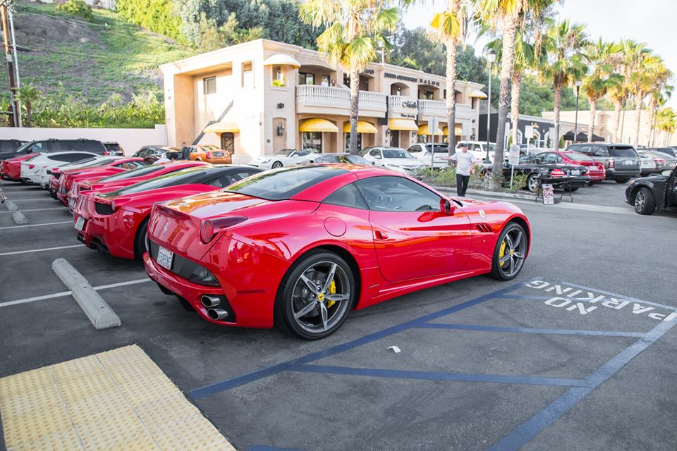 gallery 488 gtb launch party at ferrari newport beach. Cars Review. Best American Auto & Cars Review
