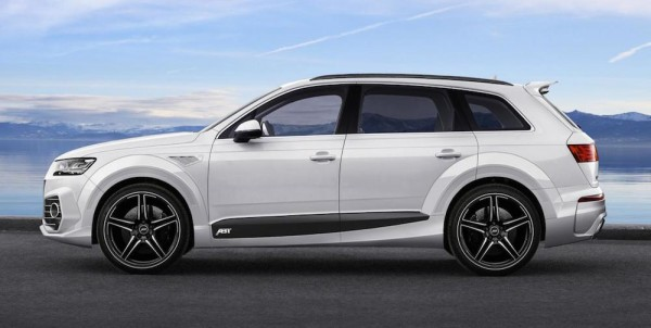 ABT Audi Q7 2015-2