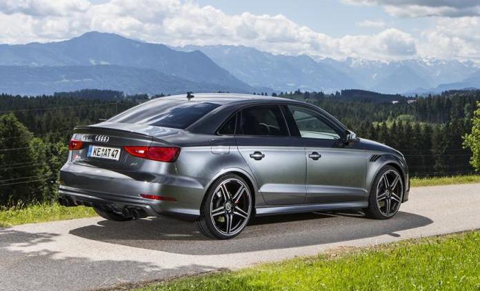 ABT Audi S3 Sedan Packs 400 PS - Motorward