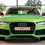 Apple Green Audi RS7-1