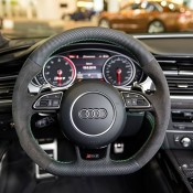Apple Green Audi RS7-7