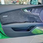 Apple Green Audi RS7-8
