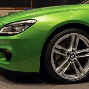 BMW 6 Series Convertible-Green-12