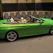 BMW 6 Series Convertible-Green-13
