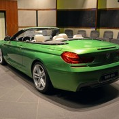 BMW 6 Series Convertible-Green-14