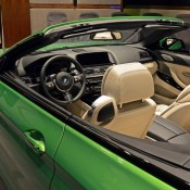 BMW 6 Series Convertible-Green-15