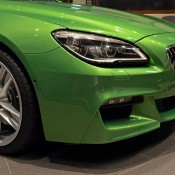 BMW 6 Series Convertible-Green-4