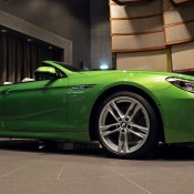 BMW 6 Series Convertible-Green-5