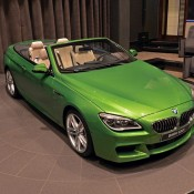 BMW 6 Series Convertible-Green-6