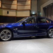 BMW M3 Navy Blue-1