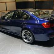 BMW M3 Navy Blue-13