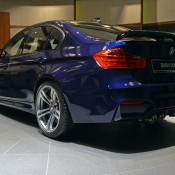BMW M3 Navy Blue-14
