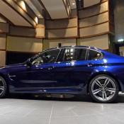 BMW M3 Navy Blue-3