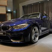 BMW M3 Navy Blue-4