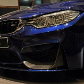 BMW M3 Navy Blue-5