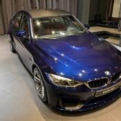 BMW M3 Navy Blue-6